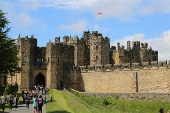 Northumberland Castles and Coast Day Trip 2019