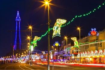 Blackpool Illuminations Day Trip 2021
