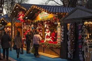 Carlisle Christmas Market Day Trip 2020
