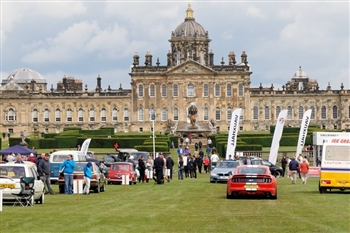 Castle Howard Classic Car Show Day Trip 2020