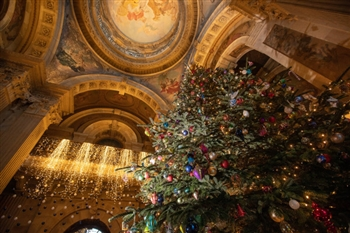 Castle Howard at Christmas Day Trip 2020