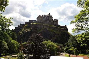 Edinburgh Day Trip 2020