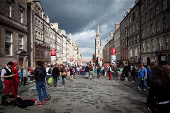 Edinburgh Festival Day Trip 2021