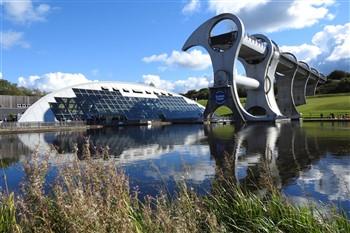 Falkirk Wheel & The Kelpies 2021