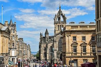Cities of Scotland, Edinburgh & Glasgow 2021