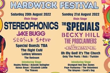 Hardwick Live Route 3 2020