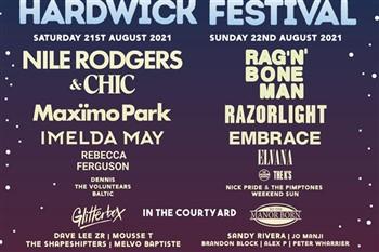 Hardwick Festival Route 2 2021