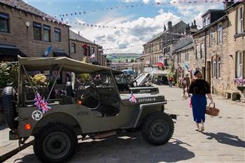Haworth 1940s Weekend Day Trip 2020