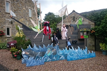 Kettlewell Scarecrow Festival Day Trip 2021