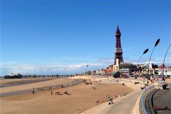 Lytham St Annes & Blackpool Illuminations 2021