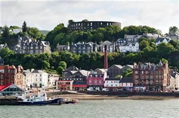 Oban - West Coast of Scotland 2020