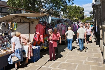 Skipton Market & Grassington Day Trip 2021