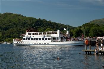 Lake District Trains & Boats Day Trip 2021