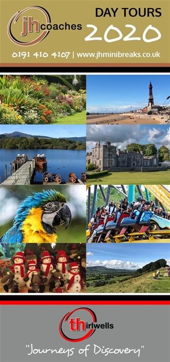 Day Excursion Brochure