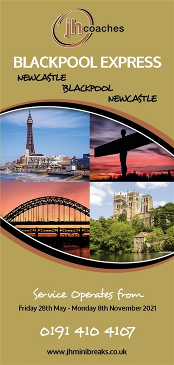 Day Excursion Brochure